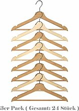 Ikea Holzkleiderbügel Bumerang 8-er Pack Bügel