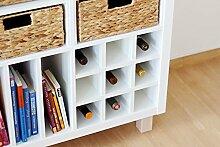 Ikea Kallax Expedit Regal Einsatz für 9 Flaschen