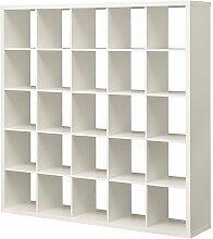 Ikea KALLAX Regal in weiß; (182x182cm);