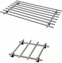 Ikea Lamplig Topfuntersetzer, Edelstahl