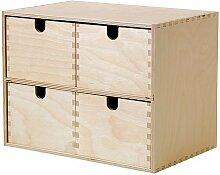 Ikea MOPPE -Mini Kommode Birkensperrholz -