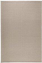 Ikea MORUM -Flachgewebte Teppich beige - 160x230 cm