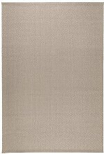 IKEA MORUM -Flachgewebte Teppich beige - 200x300 cm