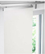 IKEA NATTSKATTA Schiebegardine in weiß; (60x300cm)