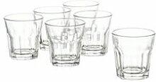IKEA POKAL Schnapsglas Klarglas