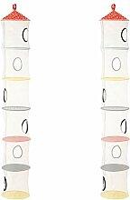 Ikea PS FANGST Hängeaufbewahrung mit 6 Fächern