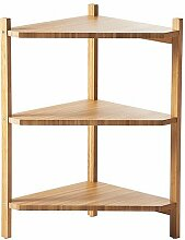 IKEA RAGRUND - Wash-basin/corner shelf, bamboo -