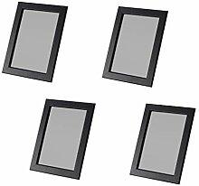 IKEA Rahmen Foto Bild 12,7x 17,8cm schwarz