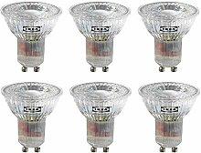 IKEA RYET GU10 LED-Leuchtmittel, 200 Lumen, 6