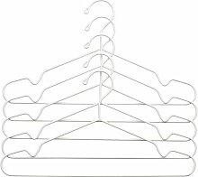 Ikea STAJLIG Kleiderbügel in weiß; für innen