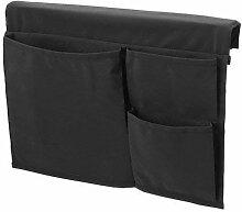 Ikea stickat Bett Pocket Black 203.783.41Größe
