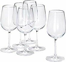 IKEA Storsint 303.962.88 Weinglas klares Glas