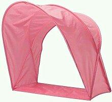 IKEA.. Sufflett Bettzelt, Pink