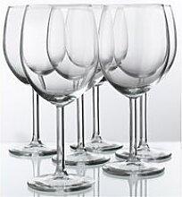 IKEA SVALKA Weinglas Klarglas