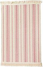 IKEA Teppich SIGNE Baumwolle 55 x 85cm (beige-rosa)
