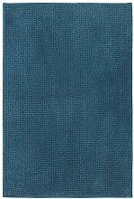 IKEA Toftbo Badvorleger 60x90cm grünblau