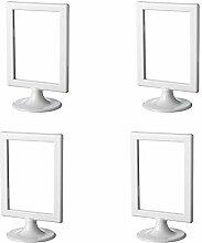 Ikea Tolsby Bilderrahmen, 10 x 15 cm, Weiß, 4