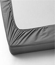 IKEA ULLVIDE - Spannbetttuch Grau