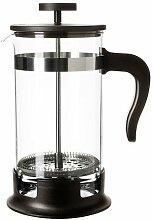 IKEA UPPHETTA -Kaffee / Tee Glas Ede 1l