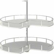 IKEA UTRUSTA - Eckunterschrank-Karussell - 88 cm