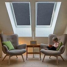 iKINLO Dachfenster Thermo Sonnenschutz Hitzeschutz