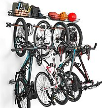 Ikkle Fahrrad-Aufbewahrungsregal, Wandhalterung