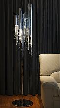 ILFARI Sexy Crystals F4+4 Stehleuchte 180 cm mit