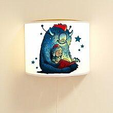 ilka parey wandtattoo-welt Kinderlampe Wandlampe