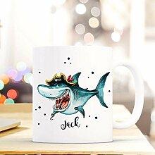 ilka parey wandtattoo-welt Tasse Becher mit Hai
