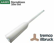 illbruck AA005 Sterndüsen 1 Set mit 10 Stück