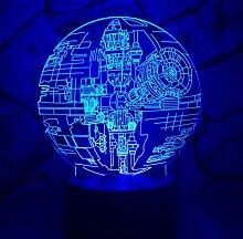 Illusion Lampe Nachtlicht Hotmovie Star Wars