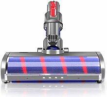 ilovelife Soft Roller Cleaner Head for Dyson V7 V8