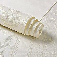 Im europäischen Stil Damaskus 3D Wallpaper, feinen Druck ab, mit Nicht-Fabric, Tapeten gewebt, Schlafzimmer, Wohnzimmer, TV, Hintergrund, Wallpaper, Reis Streifen