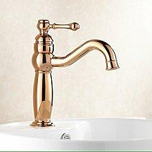 Im europäischen Stil Kupfer Badezimmer Waschtisch