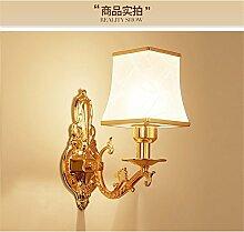 Im europäischen Stil, Wand Lampe am Bett Licht der Europäischen moderne, minimalistische Kreative LED-Wand lampe Wohnzimmer Treppenhaus balkon Gang, 130 mm
