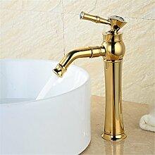 Im europäischen Stil Waschbecken Wasserhahn alle