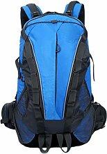 Im Freien Wasserdichten Bergrucksack Größe: 27cm * 21cm * 52cm,Blue