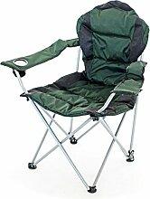 Im Freienstrand-Klappstuhl-fauler Stuhl-