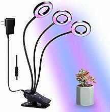 IMAGE Pflanzenlampe mit 3/6/12H Zeitfunktion