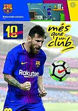 Imagicom Messi FC Barcelona Aufkleber Abnehmbar