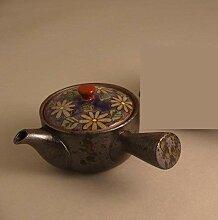 Imari Pottery 02104221 Japanische Kyusu Teekanne