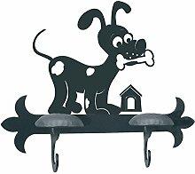 Imex der Fuchs 11764Kleiderbügel Hund mit Knochen, 290mm