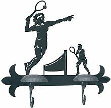 Imex der Fuchs 11781Kleiderbügel Tennisspieler,