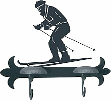 Imex Zorro 11742Kleiderbügel Skifahrer, 290mm