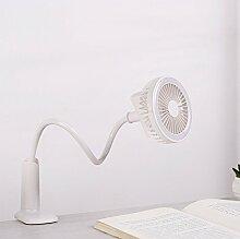 IMFFSE LED-Licht-Ventilator,