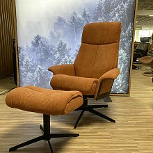 IMG   Relaxsessel Scandi 1300 Stoff Caprice Clay