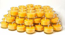 Imkerei Freese Teelichter aus 100% Bienenwachs vom