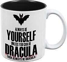 Immer werden sich Dracula alles über