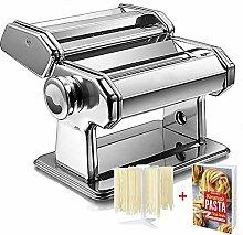 ImnBest Nudelmaschine Manuell, Pastamaschine aus