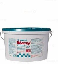 IMparat Imacryl weiß 5l - Seidenmatte Reinacrylat